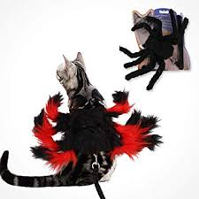 Honelife <b>Dog</b> Leash with Spider <b>Pet Dog</b> Halloween <b>Costume Pet</b> ...
