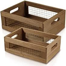 Storage Crate Baskets - Amazon.com