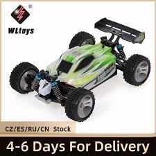 Wltoys <b>A959 A A959</b> B <b>A959</b> RC Car <b>1/18</b> Scale 2.4G 4WD Electric ...