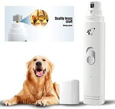 WXJHA Rechargeable Dog Electric Nail Polisher, Pet ... - Amazon.com