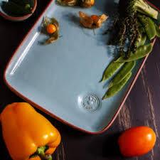 Тарелка прямоугольная <b>Vegan</b> – <b>La Palme</b>