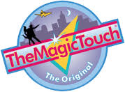 <b>ORD</b> Opaque Reverse Decoration - <b>The Magic Touch</b> Trophy ...