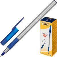 <b>Ручка шариковая</b> одноразовая <b>BIC Round</b> Stic Exact синяя ...