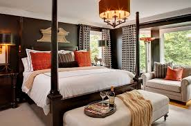 view in gallery orange accents for the black and white bedroom black grey white bedroom