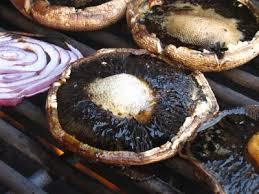 Image result for grilled portobello