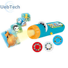 MIAON <b>Cartoon</b> Baby <b>Sleeping Story</b> Projector Flashlight Light <b>Toy</b> ...