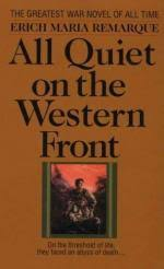 all quiet on the western front essay   essaypaul    s death in all quiet on the western front by erich maria remarque