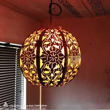 asian lighting