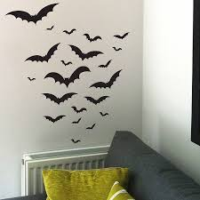 halloween gallery wall decor hallowen walljpg  creative handmade indoor halloween decorations godfather style halloween wall decorations halloween wall decorations