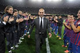 Josep Guardiola (2008 - 2012)