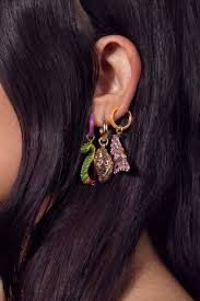 The Becoming Series – Caterpillar <b>Earring</b> & Cocoon <b>Earring</b> ...