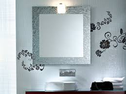 brilliant bathroom vanity mirrors decoration square bathroom brilliant bathroom vanity mirrors decoration black wall