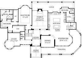 Victorian    Car Detached Garage   GL   st Floor Master    Floor Plan