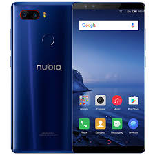 Купить <b>смартфон ZTE Nubia</b> Z17S 8 128Gb Blue с доставкой по ...