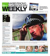 mhb by the weekly review issuu maribyrnong hobsonsbayweekly170713