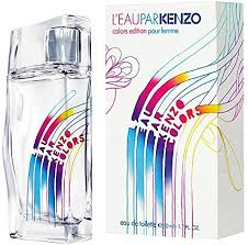 Kenzo <b>Kenzo L'Eau Par Colors</b> Edition Pour Femme Eau de Toilette ...