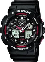 WATCH.UA™ - <b>Мужские часы Casio GA</b>-100-1A4ER цена 4350 ...