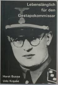 <b>...</b> SS-Obersturmführer <b>Henry Schmidt</b>, vor dem Bezirksgericht Dresden vom 15. - 5309718
