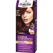Купить Гранат краска для волос красный цвет - цены на Гранат ...