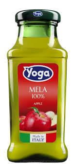 <b>Сок яблочный Yoga</b> (24 шт.)