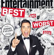 Jimmy Fallon Named Entertainer of the Year by Entertainment ...