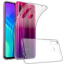 Купить Силиконовый <b>чехол</b> для <b>Huawei</b> Honor 10i <b>iBox</b> Crystal ...