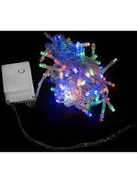 Светодиодная электрическая <b>гирлянда</b> LED, 19 м Beroma ...