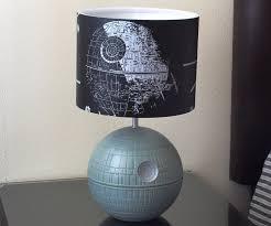 <b>Star Wars 3D</b> Death Star Desktop <b>LED</b> Lamp Light with Printed Fight ...