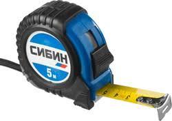 Купить <b>рулетку</b> 5 м x 19 мм <b>Сибин 34019-05-19</b> - отзывы, цена ...
