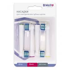 <b>Насадки для электрических</b> зубных щеток B.Well PRO-810, MED ...