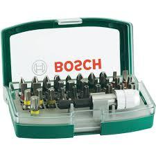 <b>Набор бит Bosch 32 шт</b> 2607017063 — купить в интернет ...
