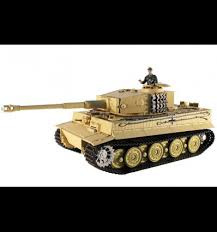 <b>Радиоуправляемый танк Taigen</b> 1:16 German Tiger 1 (поздняя ...