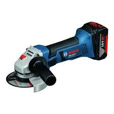 Купить Угловая <b>шлифовальная машина Bosch GWS</b> 18 V-LI ...
