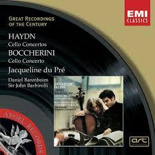 <b>Jacqueline du</b> Pré: <b>Haydn</b>: Cello Concertos - Boccherini: Cello ...