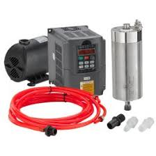 2HP <b>Water</b>-<b>Cooled Spindle</b> for CNC Shark HD | Rockler ...
