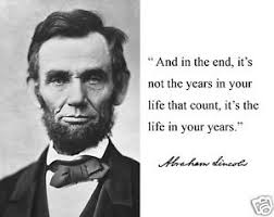Abraham Lincoln Famous Quotes Poster. QuotesGram