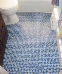 bathroom mosaic floor tiles