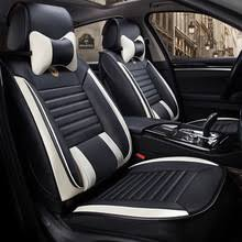 Leather auto universal car seat cover covers for chrysler 300c grand ...