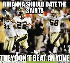 Image result for saints falcons meme