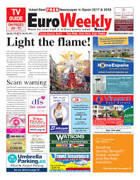 Euro Weekly News - Costa Blanca South 20 - 26 June 2019 Issue ...
