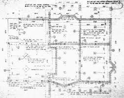 FOUNDATION HOUSE PLANS   FREE FLOOR PLANSbuilding blue print  blue building home print  foundation plans