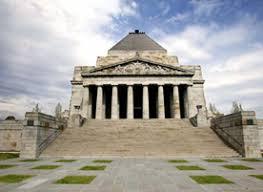 Image result for Melbourne/Shrine of Remembrance