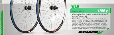 <b>Rim</b> and wheelset Remerx - Introduction