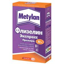 Купить <b>клей обойный Metylan Флизелин</b> Экспресс Премиум 285г ...