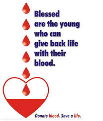My world my life !!: Donate Blood – Save a Life