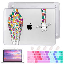 <b>Redlai</b> Crystal transparent Sticker Protector film for apple macbook ...