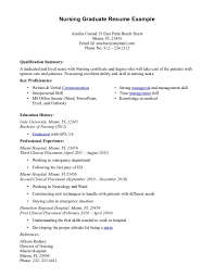 graduate nurse resume examples template graduate nurse resume examples how to write a nursing resume