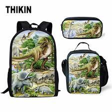 <b>THIKIN</b> Sonic The Hedgehog Print School Backpack for Girls Boys ...