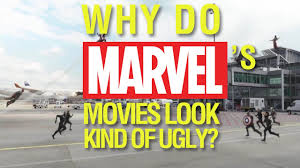 why do marvel s movies look kind of ugly video essay why do marvel s movies look kind of ugly video essay