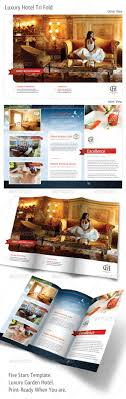 brochure hotel brochure template template hotel brochure template medium size